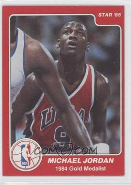1984-85 Star #195 - Michael Jordan OLY ! - Courtesy of CheckOutMyCards.com
