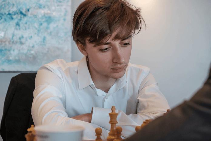 Lindjet e Daniil Dubov