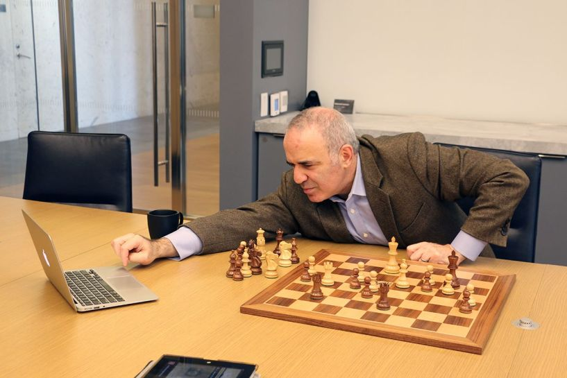 Garry Kasparov Chess Masterclass Review- Watch your moves