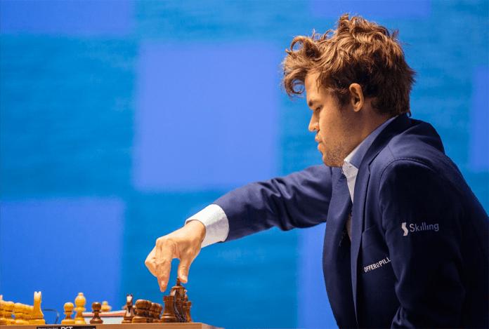 Carlsen Tata