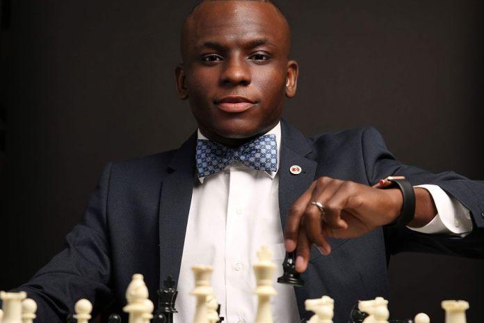 Daniel Jones racism chess