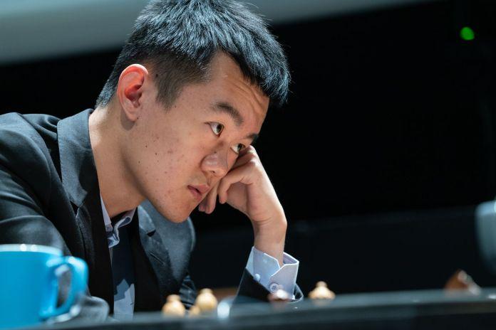 Ding Liren. Photo: Maria Emelianova / Chess.com.