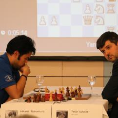 4 Way Chess Online Microscope Lens Diagram Svidler Beats Nakamura Race In Zurich