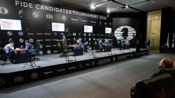 Turneu i Kandidatëve të FIDE-së 2020-2021