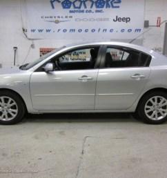 2007 mazda mazda3 i sport sedan in sunlight silver metallic 765405 [ 1024 x 768 Pixel ]