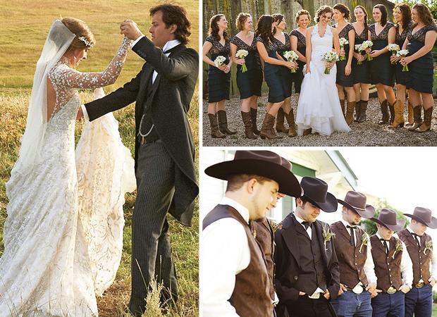Wedding Ideas The Western Wedding