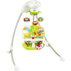 Fisher Price 2 in 1 Cradle Swing - Woodland Animals reviews in Baby Gear - Swings. Jumpers & Bouncers - ChickAdvisor