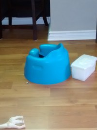 Bumbo Baby Seat in Blue reviews in Baby Gear - Seats ...