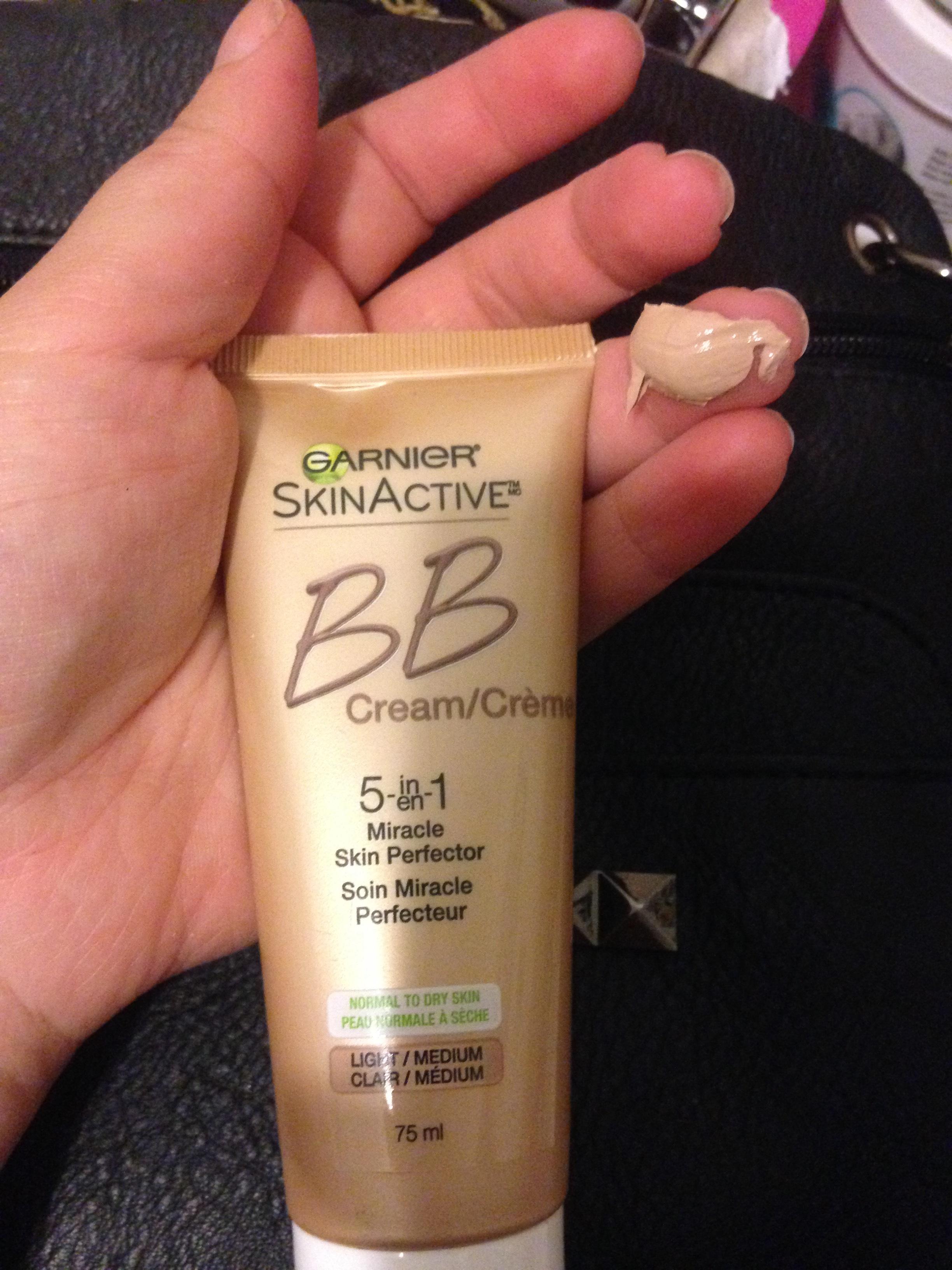 Garnier Skin Renew Miracle Skin Perfector BB Cream reviews in BB Creams  ChickAdvisor