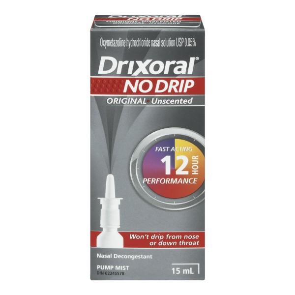 Drixoral Nasal Spray reviews in Remedies - ChickAdvisor