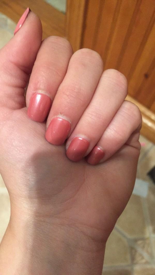 Broadway Nails Impress Press- Manicure In Nail Polish - Chickadvisor