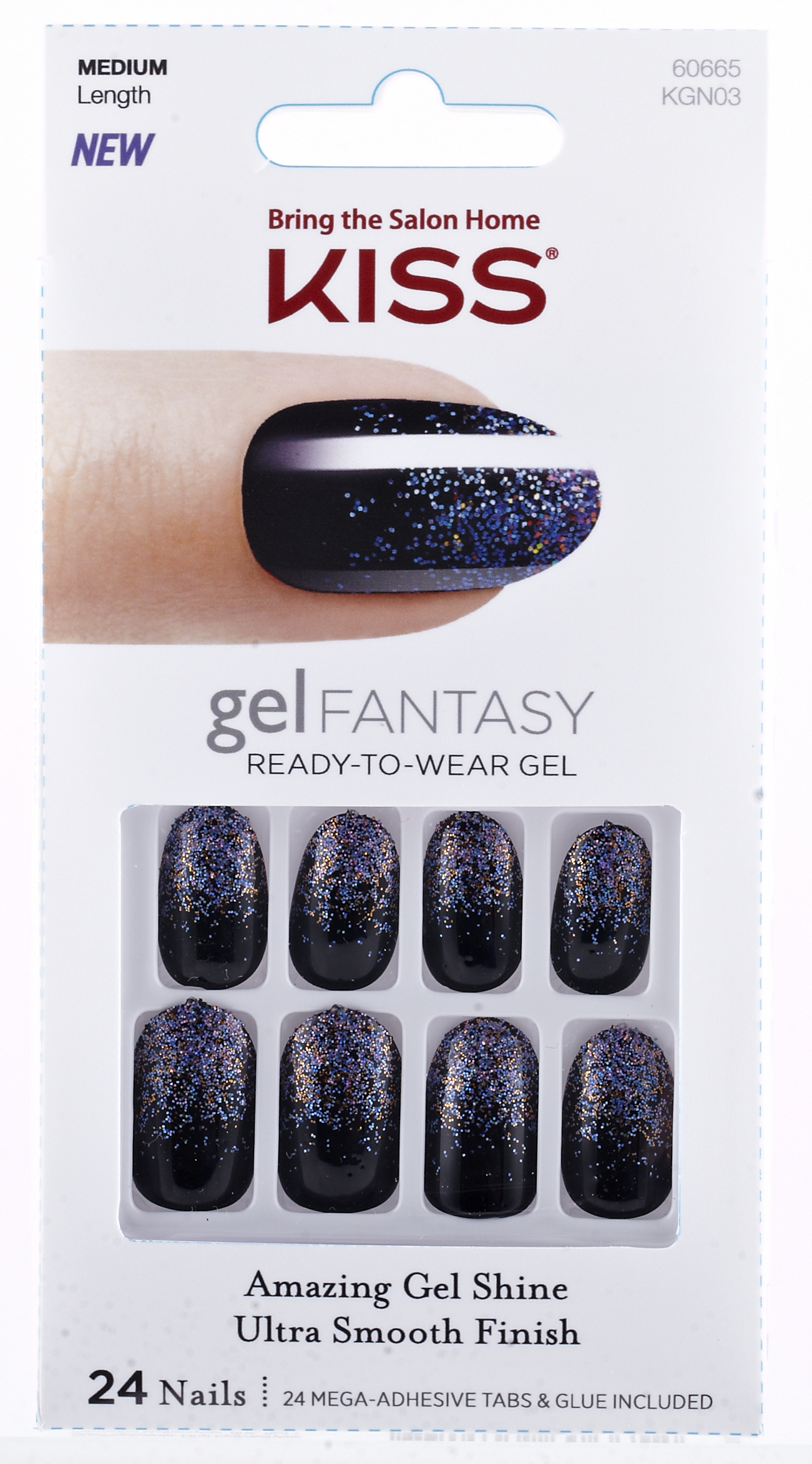 Kiss Gel Fantasy Nail Kit Image Gallery 6 Reviews