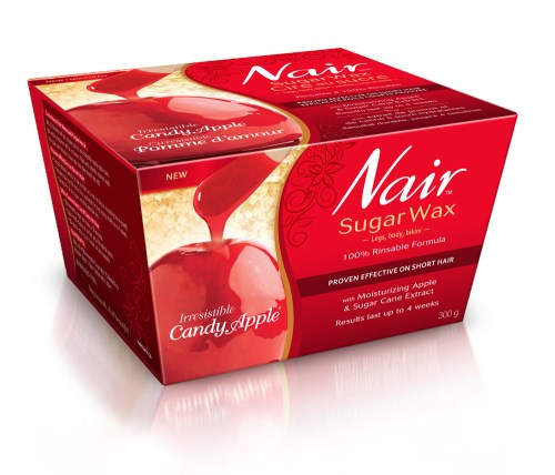 small resolution of  nair irresistible candy apple sugar wax