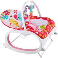 Fisher-Price Infant to Toddler Rocker Sleeper reviews in ...