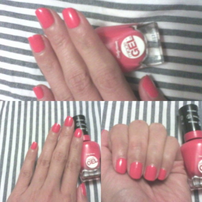 You Will Need Gelous Advanced Nail Gel Coat From Sally Beauty Supply Any Polish Color Of Your Choice And Clear Top