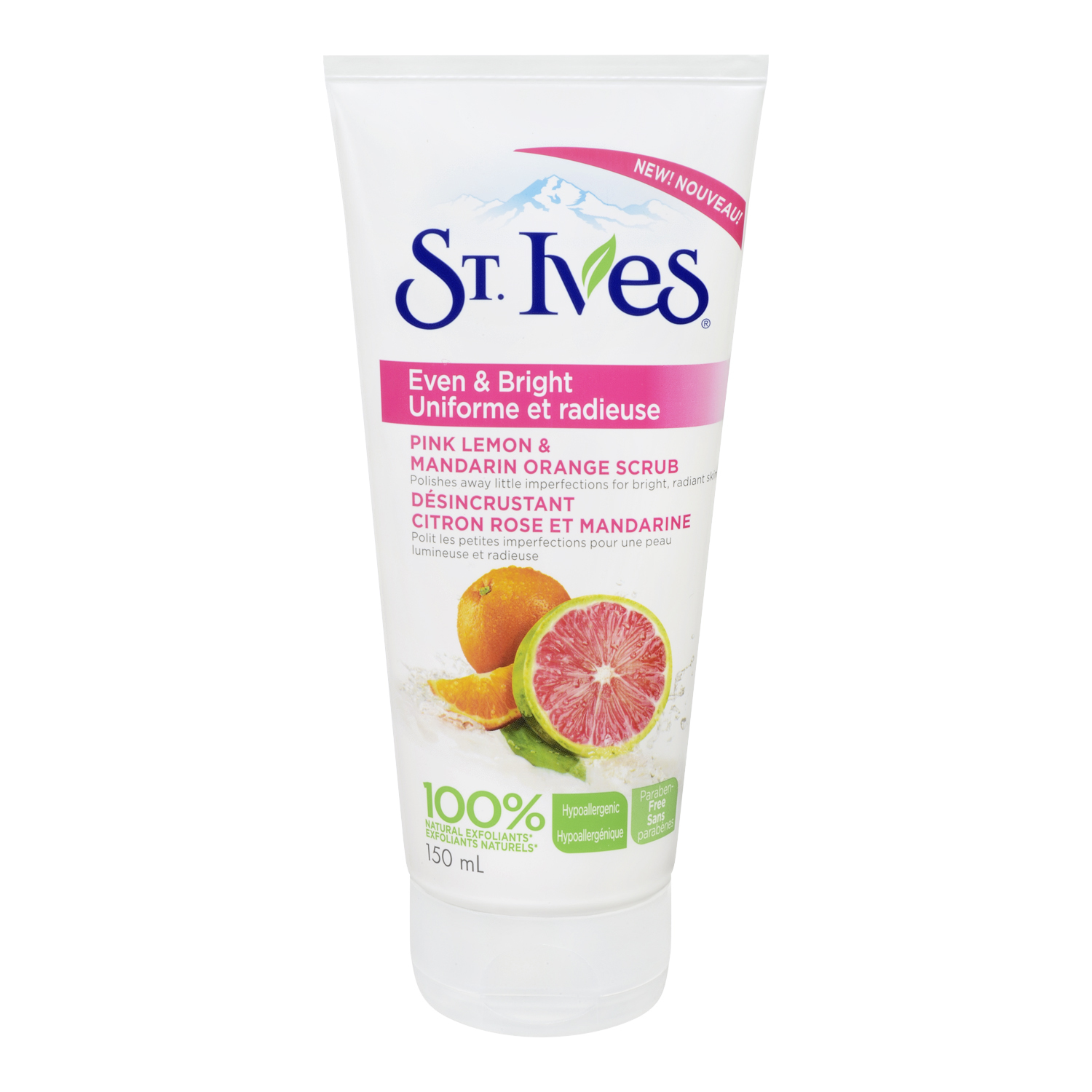 St Ives Invigorating Scrub