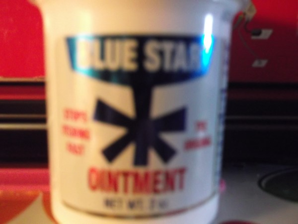 Blue Star Ointment In Remedies - Chickadvisor