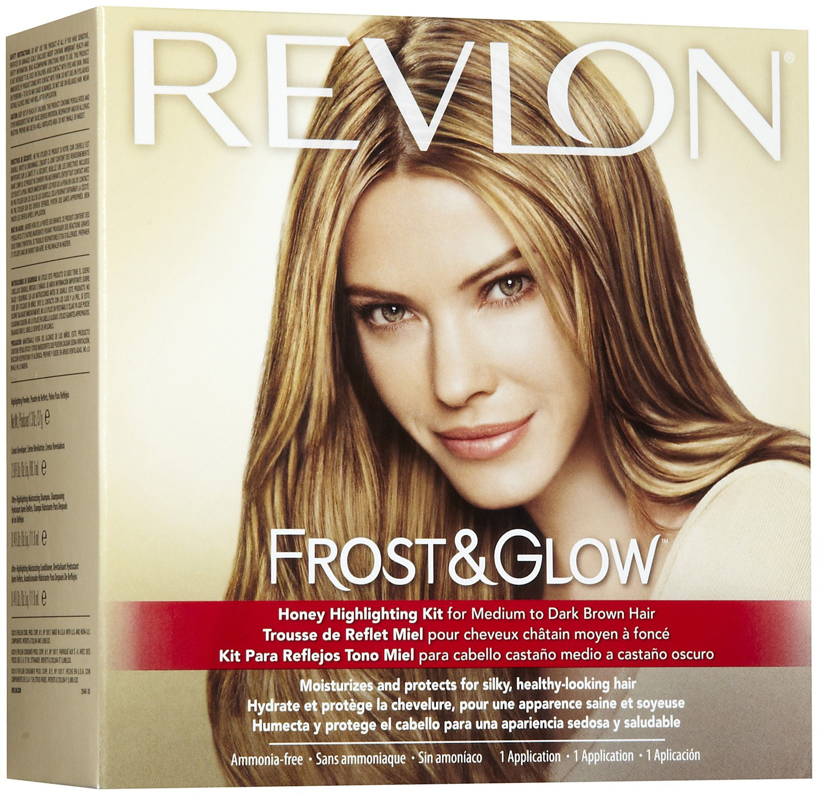 Revlon Frost And Glow Highlighting Kit Reviews In Hair