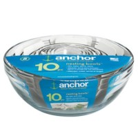 Anchor Hocking 4 Quart Mixing Bowl reviews in Bakeware ...