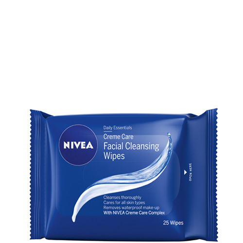 NIVEA Creme Care Facial Cleansing Wipes reviews in Face Wipes  ChickAdvisor