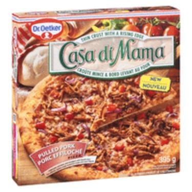 Dr Oetker Casa Di Mama Pulled Pork Pizza reviews in