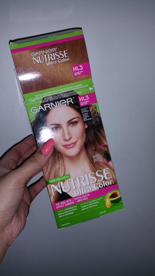 Garnier Nutrisse Ultra Color In Hair Colour - Chickadvisor