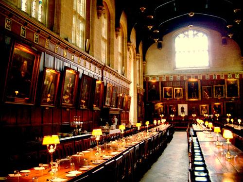 Les lieux du tournage des films Harry Potter