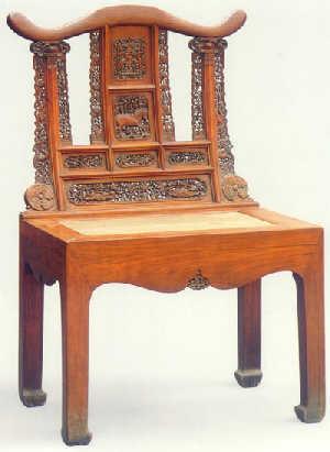 Muebles chinos el estilo clsico del mobiliario Ming
