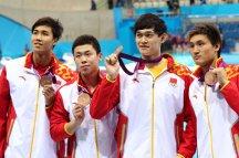 Resultado de imagen de Jiang Haiqi swimmer