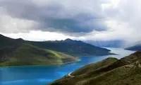 yamtso lake tibet