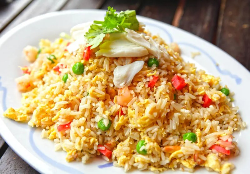 Most Popular Chinese Dishes:Yangchow Fried Rice