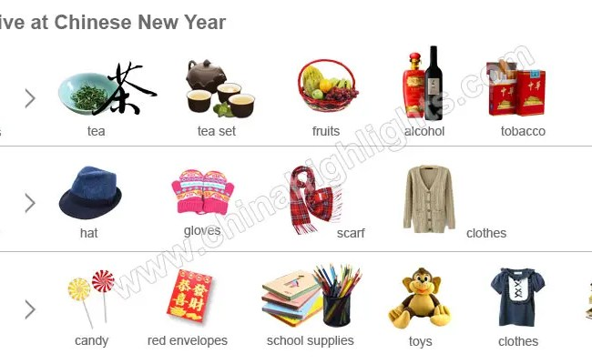 Chinese New Year Gifts 2020 For Friends Kids And Seniors