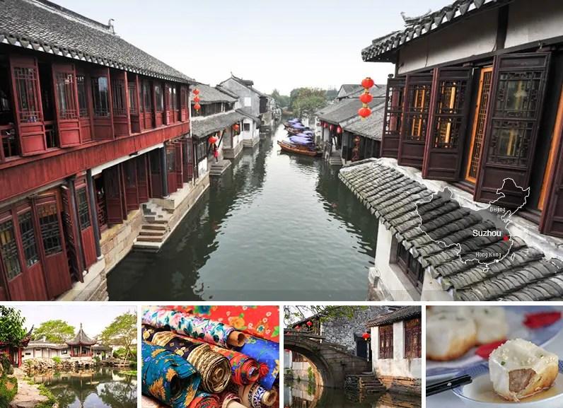 Le 10 migliori citt per un viaggio in Cina