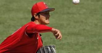 MLB》大谷翔平再登板 控球还没到位