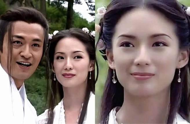 鄭秀珍因東方不敗和何仙姑兩個角色爆紅。(圖/翻攝微博)