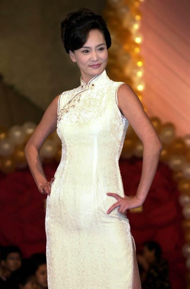 劉雪華是著名瓊瑤女神,情路也一樣坎坷。(圖/九牛娛樂資料照)