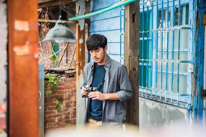 黃騰浩飾演已故的田真律師。(東森提供)