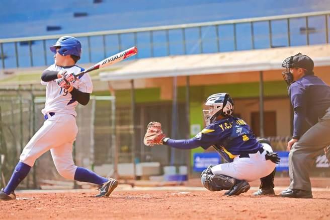 財團法人台灣女子棒球協會所舉辦的台灣女子棒球聯賽,去年在台中中區舉行預賽。(台中市政提供)