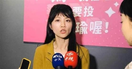 """称蒋万安""""未来的市长""""被炸毁损害民进党高家瑜和反击政治-中国时报"""