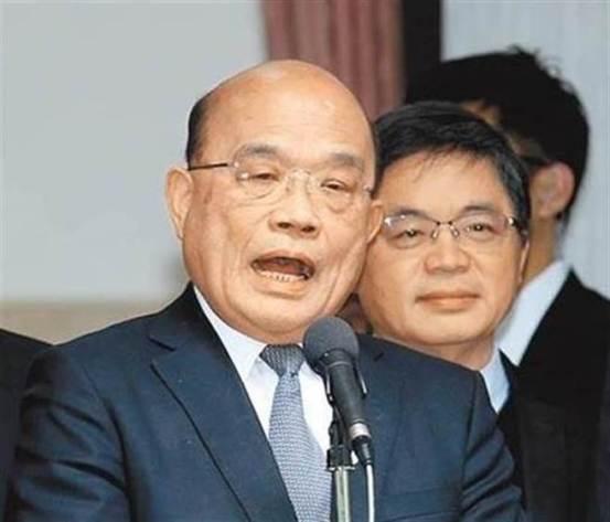 太鲁阁49人去世后,苏振昌是否应该下台?最新民意调查-政治-中国时报新闻