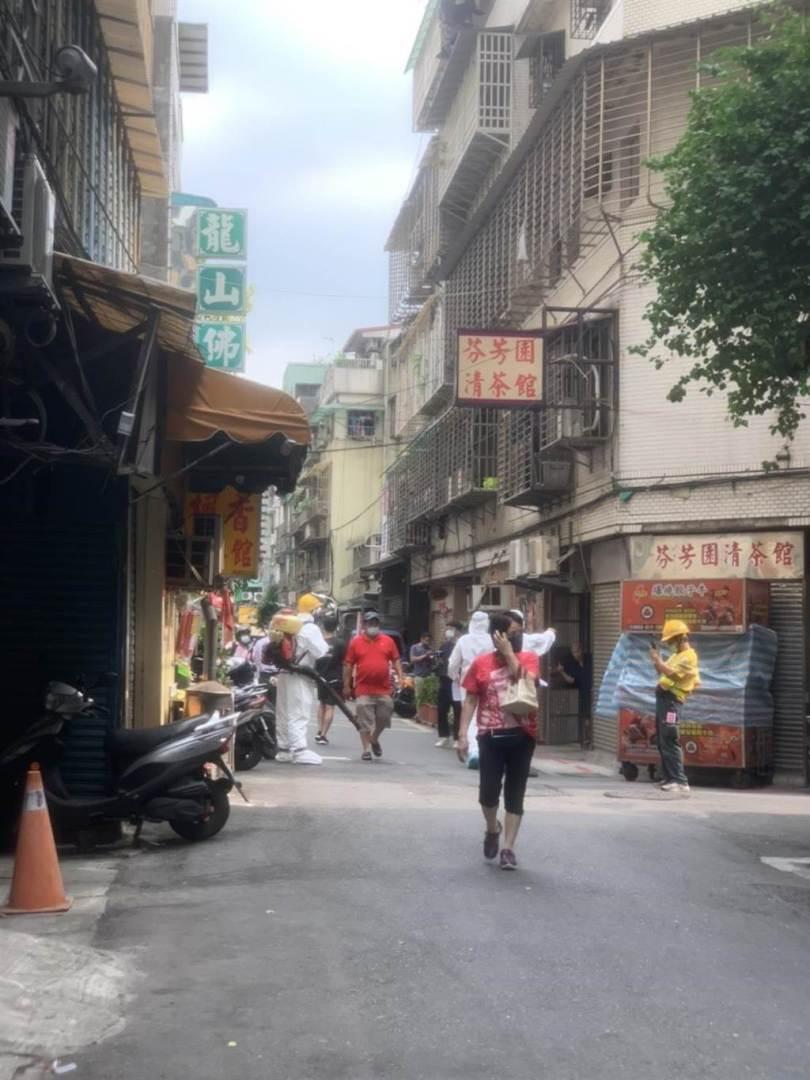 萬華某清茶館2日傳出少爺陳屍店內意外。(本報資料照片)