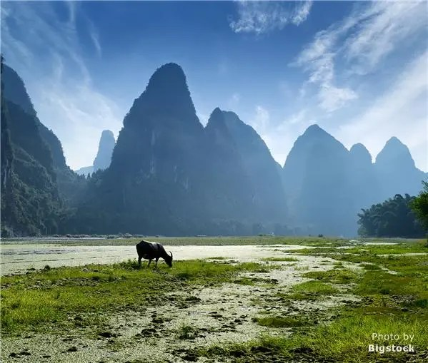 rafting from Xingping to Yangdi