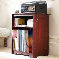 Lp Vinyl Record Storage Cabinet