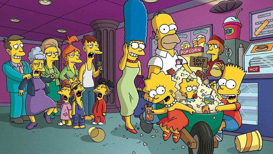 辛普森一家 The Simpsons Movie | Cirirc Video