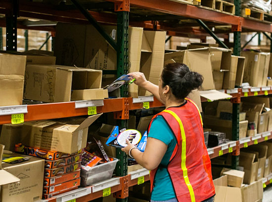 10 Ways to Improve Order Picking Productivity  CiscoEagle