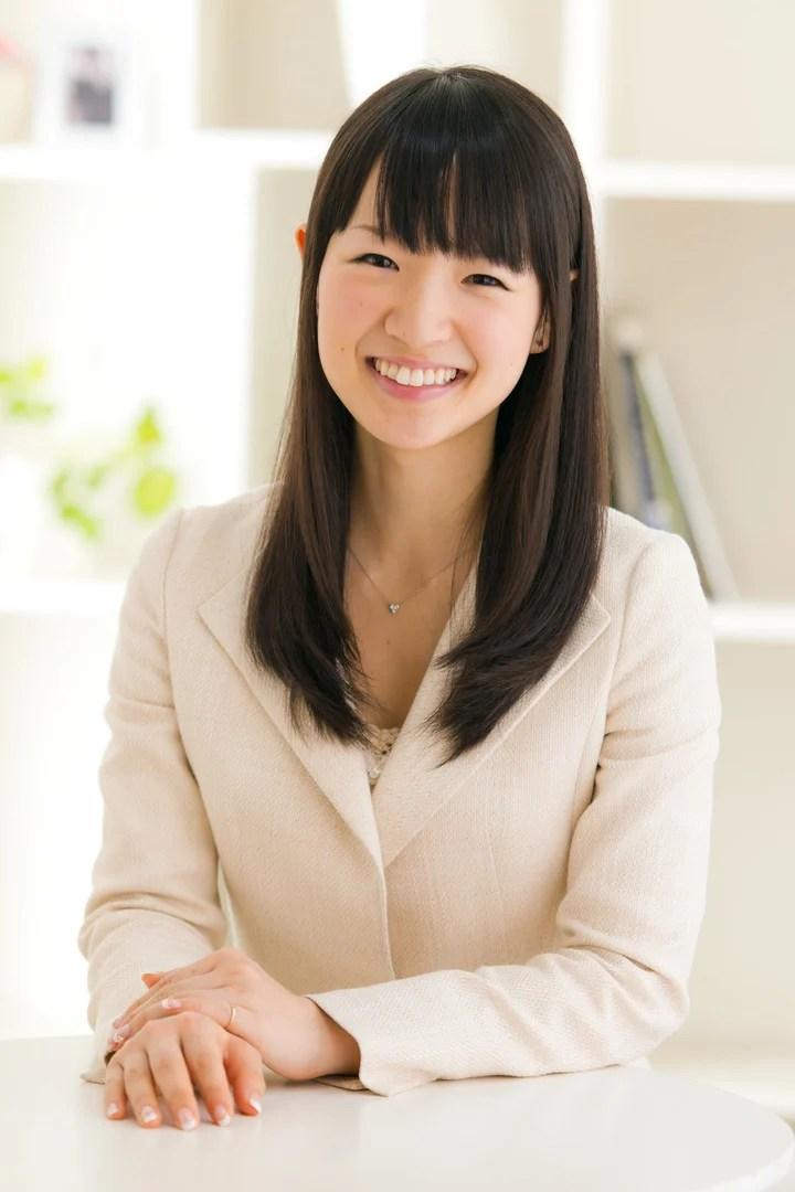 Marie Kondo, experta japonesa en orden abrirá el año en Netflix. Foto/ archivo