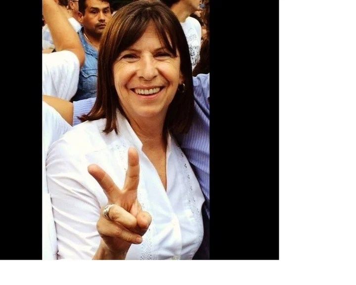 Patricia Vaca Narvaja is an AFIP official, and has no connection with Cristina Kirchner.