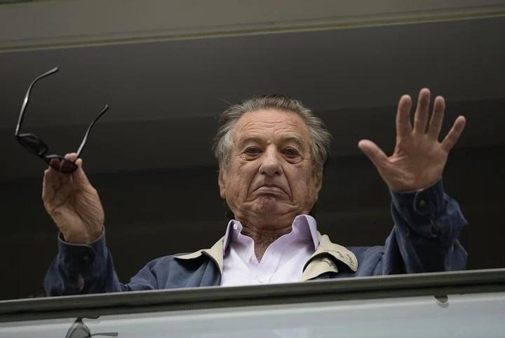 El empresario Franco Macri murió en la noche de este sábado, en su casa de Barrio Parque.