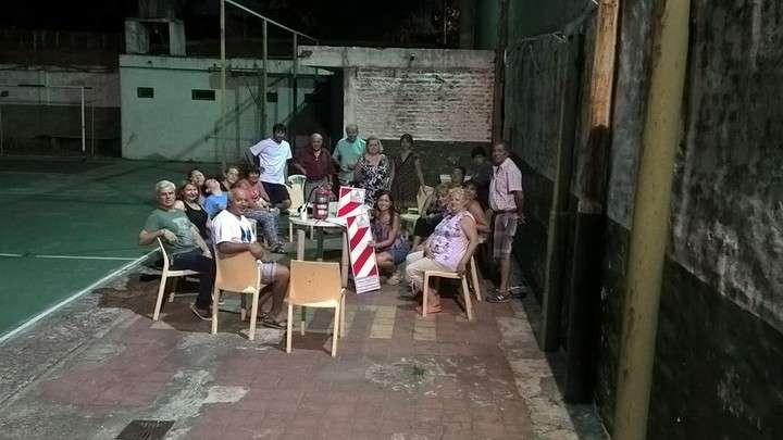Un grupo de vecinos se unió para refundar el club de los comienzos de Erik Lamela