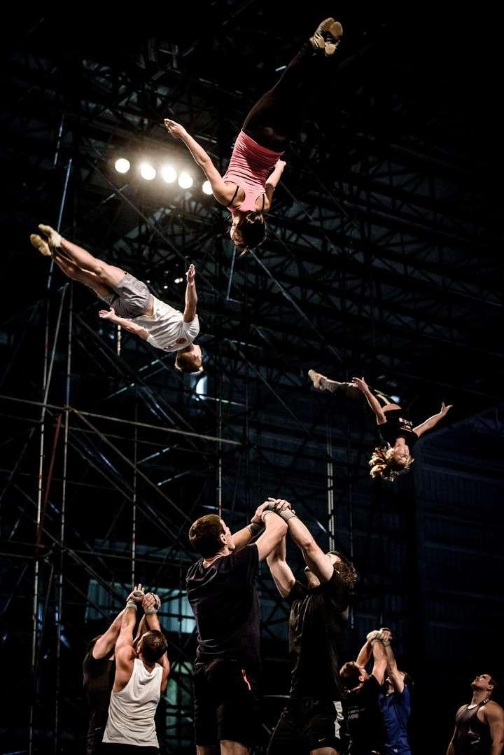Cirque du Soleil y Soda Stereo: En la recta final rumbo a la noche de la creación